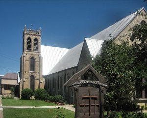 Calvary Episcopal Church @ Calvary Episcopal Church | Bastrop | Texas | United States